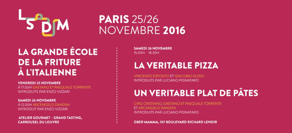 LSDM Parigi 2016