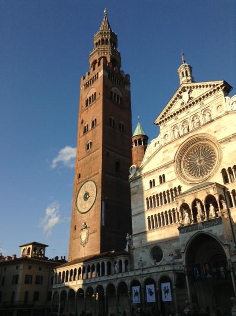 Cremona, il Torrazzo