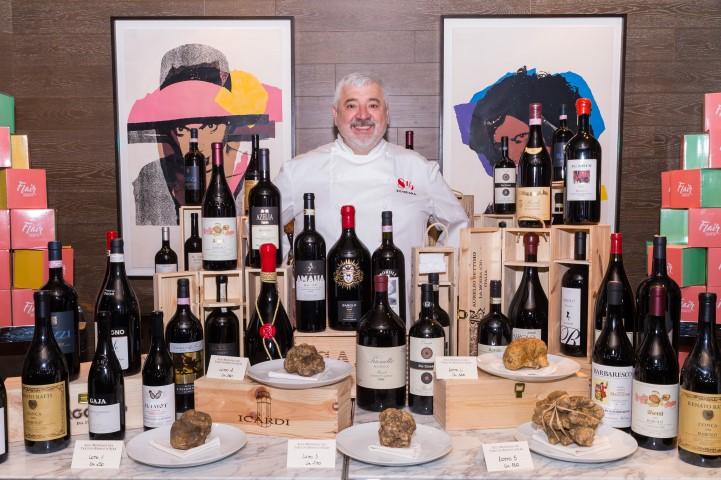 Chef BOMBANA Umberto