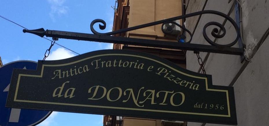 Da Donato, insegna