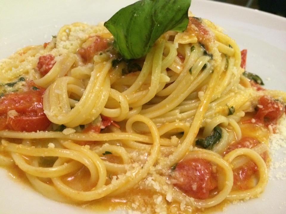 Da Donato, spaghetti allo scarpariello