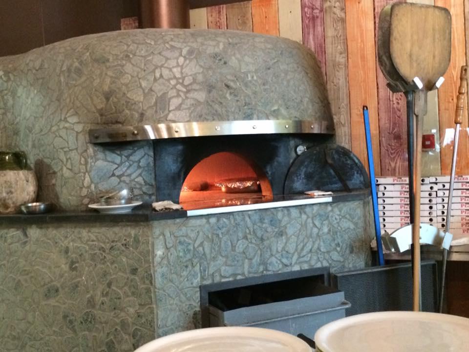 Da Donato,il forno per le pizze