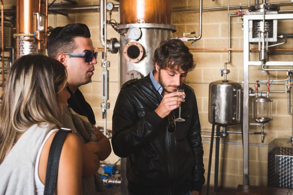 Degustazioni Distillati