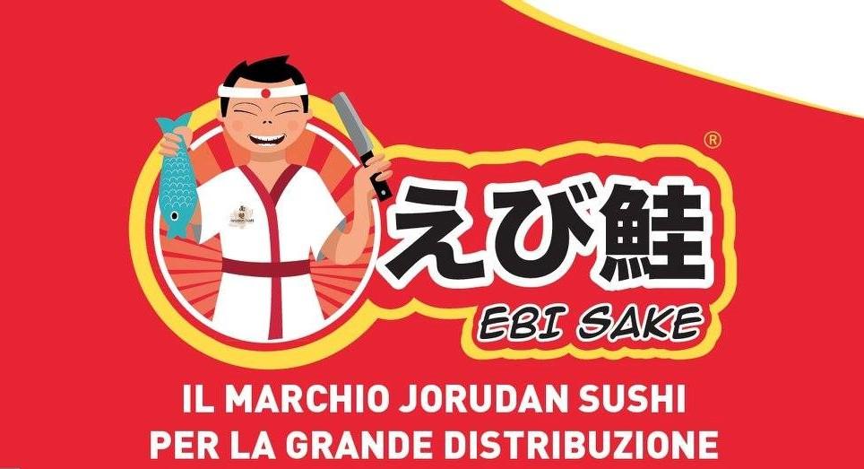 Gourmeet Meets Jorudan Sushi Logo Del Progetto Ebi Sake By Jorudan Sushi
