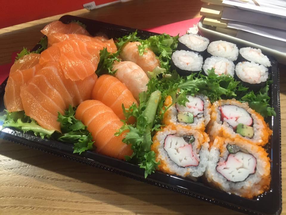 Gourmeet Meets Jorudan Sushi   Jorudan Sushi, Sashimi E Uramaki