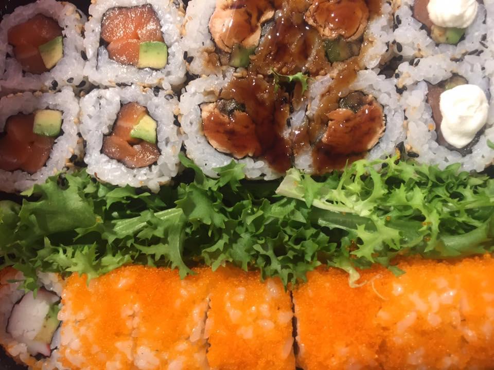 Gourmeet Meets Jorudan Sushi   Jorudan Uramaki Mix