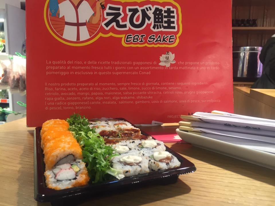 Gourmeet Meets Jorudan Sushi   Ebi Sake By Jorudan Sushi