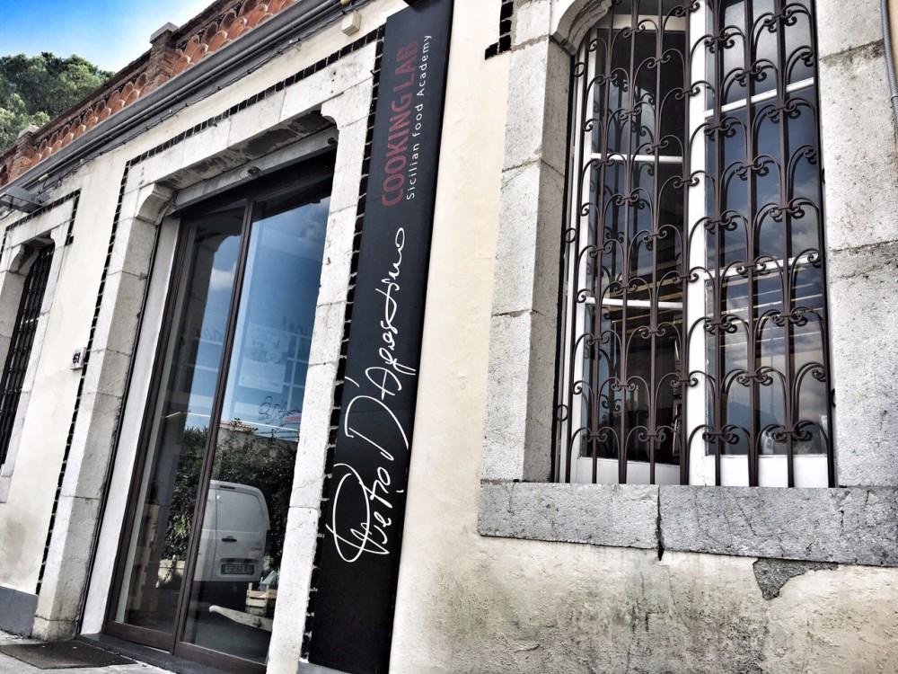 La Capinera, Il  Cooking Lab
