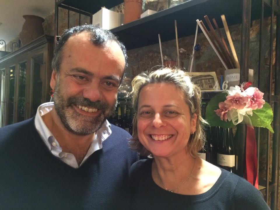 Gianluca D'Amelio e Arianna Pietrolati