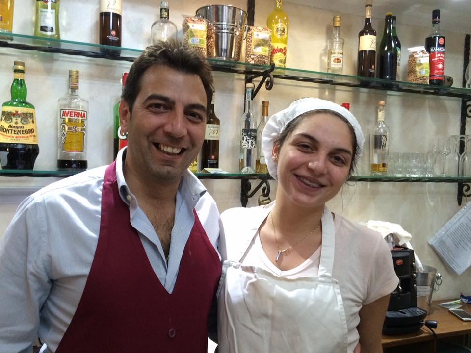 Giovanni e Annamaria Cetrangolo