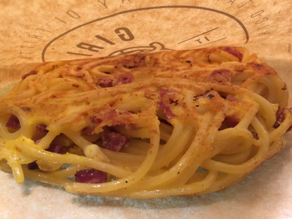Giri di Pasta, la saporita al salame