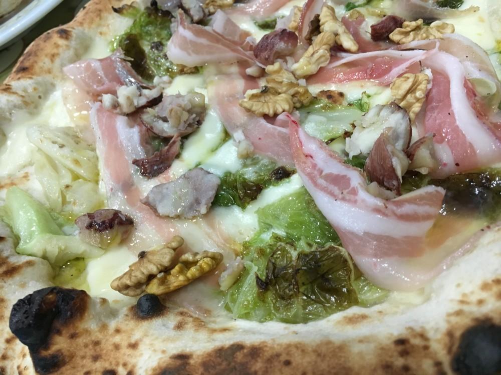 Le pizze  d'autunno di Giuseppe Pignalosa