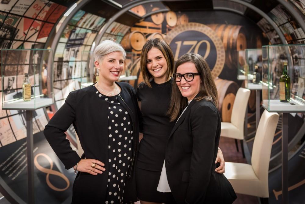 La Settima Generazione - da Sin. Silvia, Elisa e Chiara Belvedere Mazzetti
