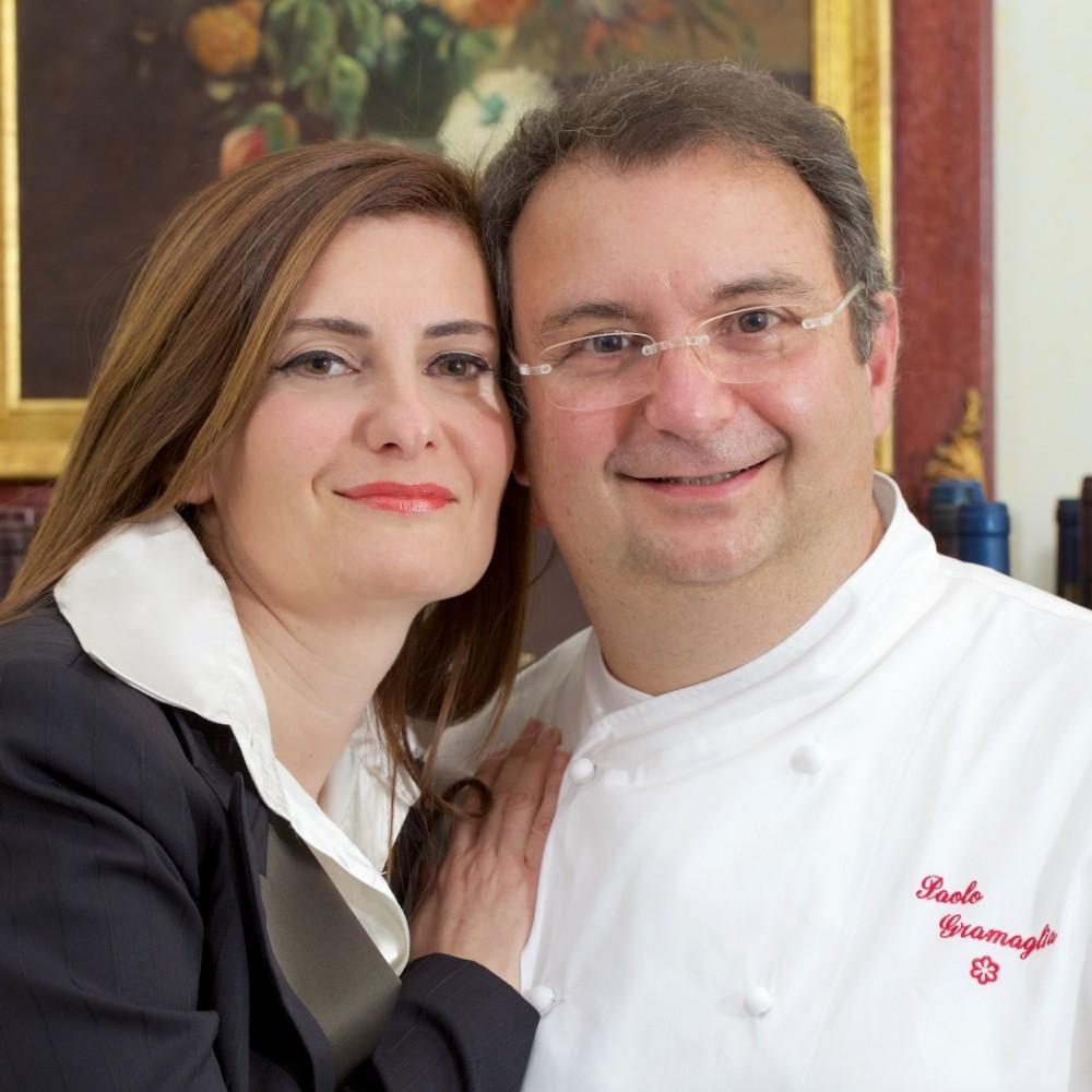 Laila e Paolo Gramaglia