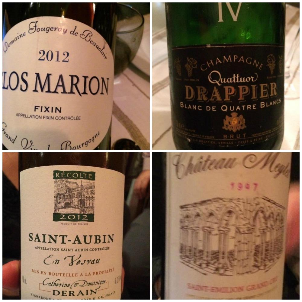 Le bistrot du Maquis, i vini