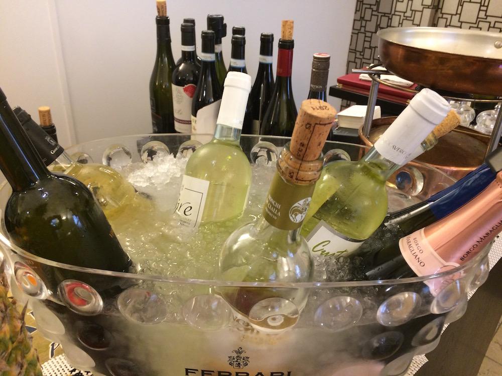 My Wine, cesto vini