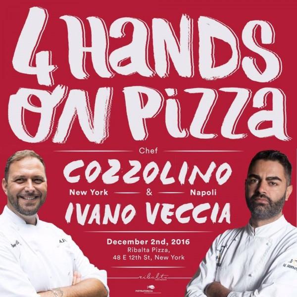 New York Pizzeria Ribalta Ivano Veccia