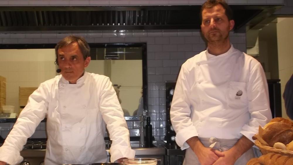 Nicola Noschese e Paolo De Simone