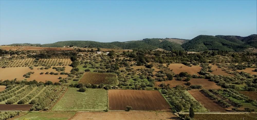 Panorama Chiaramonte-Gulfi