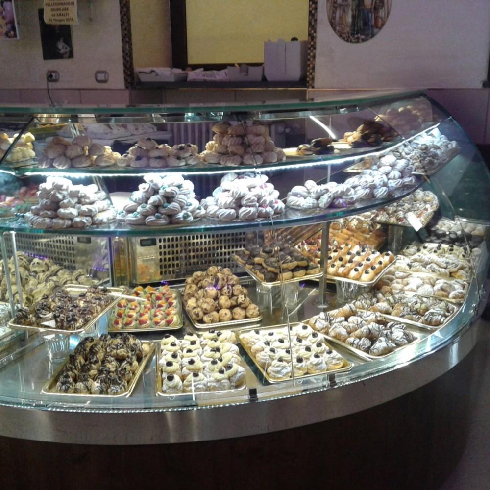 Pasticceria del Convento, banco dolci