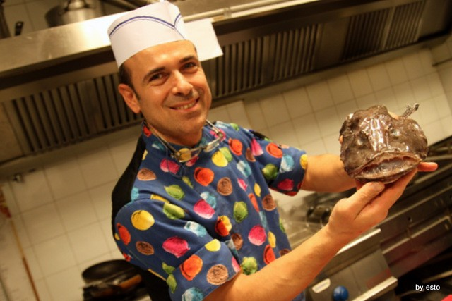 Piano B Otello Roberto Norillo il cuoco