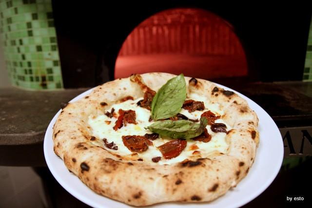 Piano B Otello Schiavon pizza Donna Sofia
