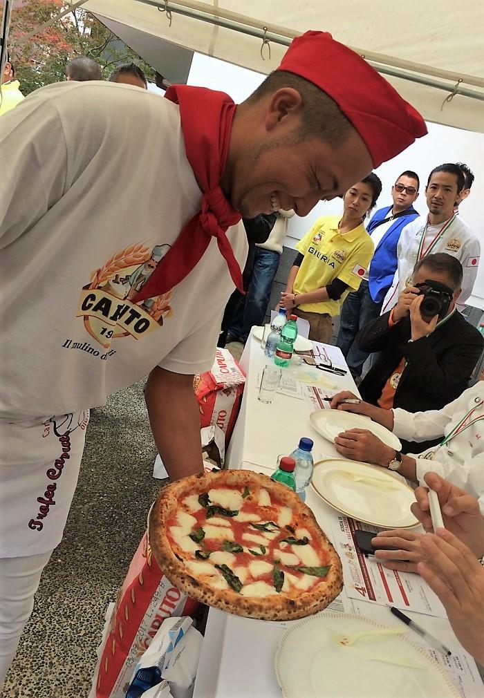 Pizza STG - 3° classificato - Mitsutaka Suzutaka