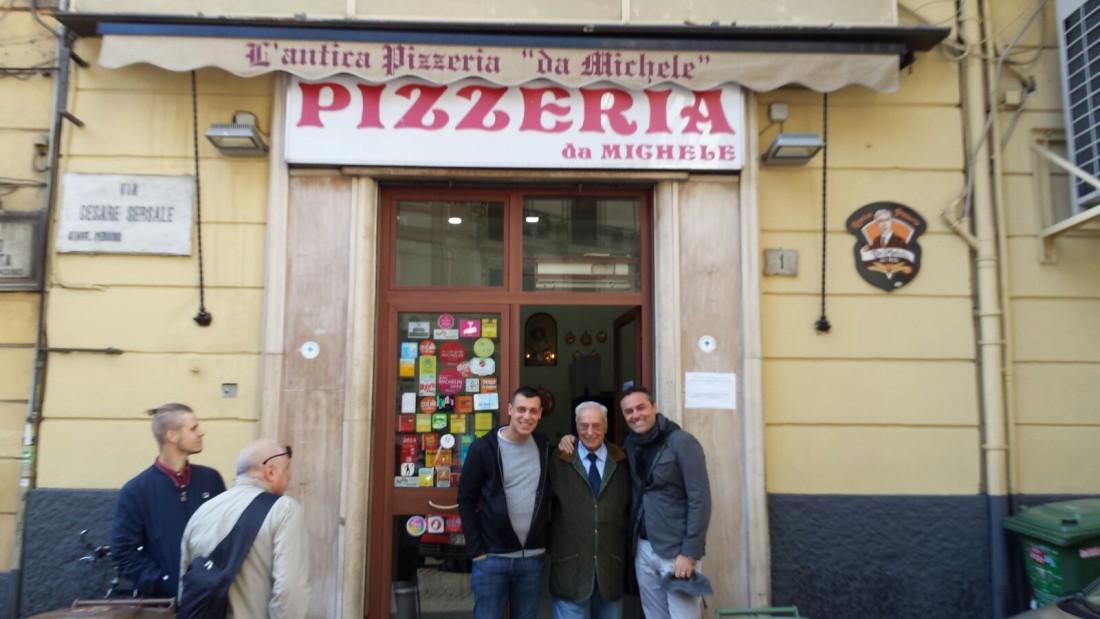 Pizzeria Da Michle I condurro