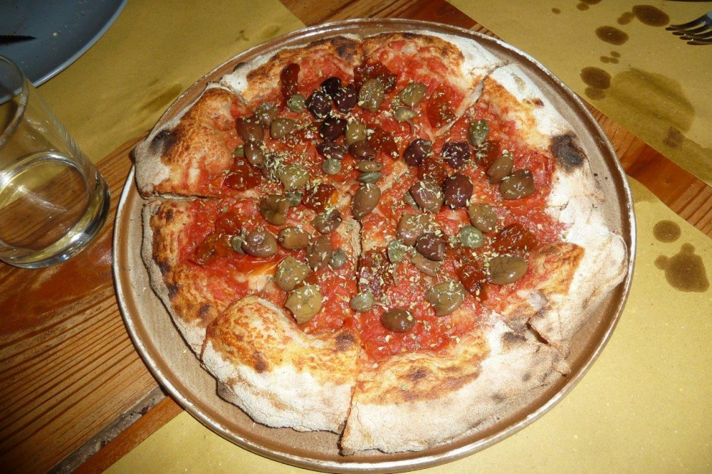 RISE, la mediterranea in versione vegetale