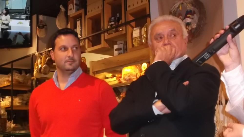Rosario Liguori e Giuseppe Cilento