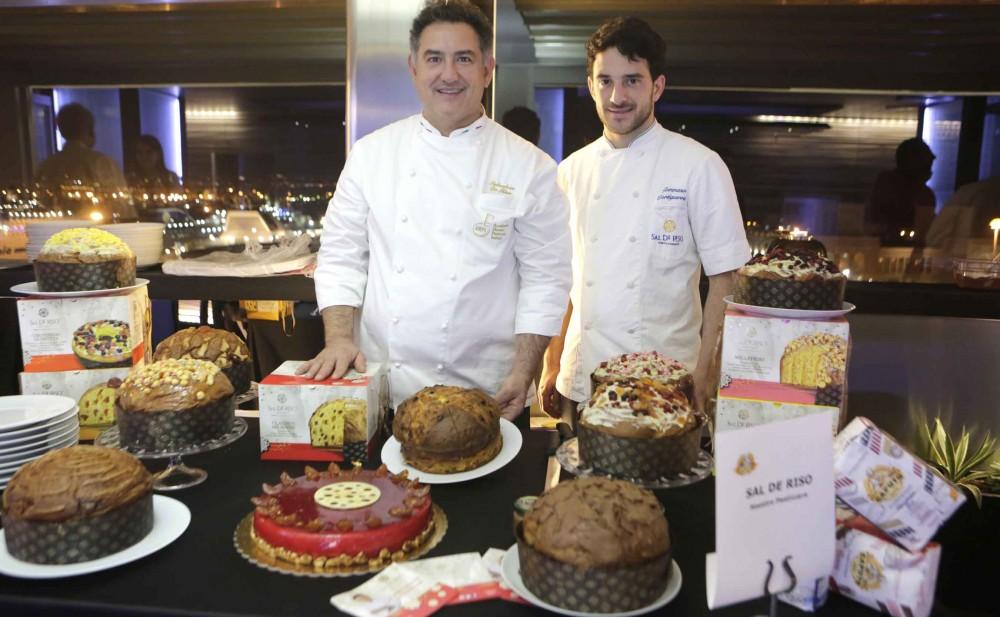Napoli ( Romeo hotel ) 01 Dicembre 2015 Chef stellati si incontrano a Napoli per presentare i dolci delle feste di Natale. Ph: Stefano Renna