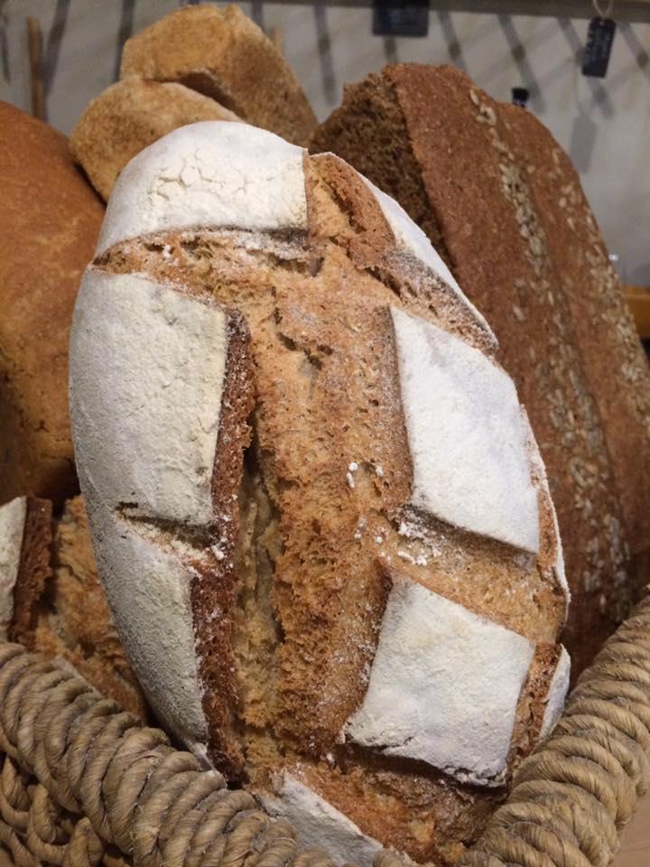 Santi Sebastiano e Valentino, il pane