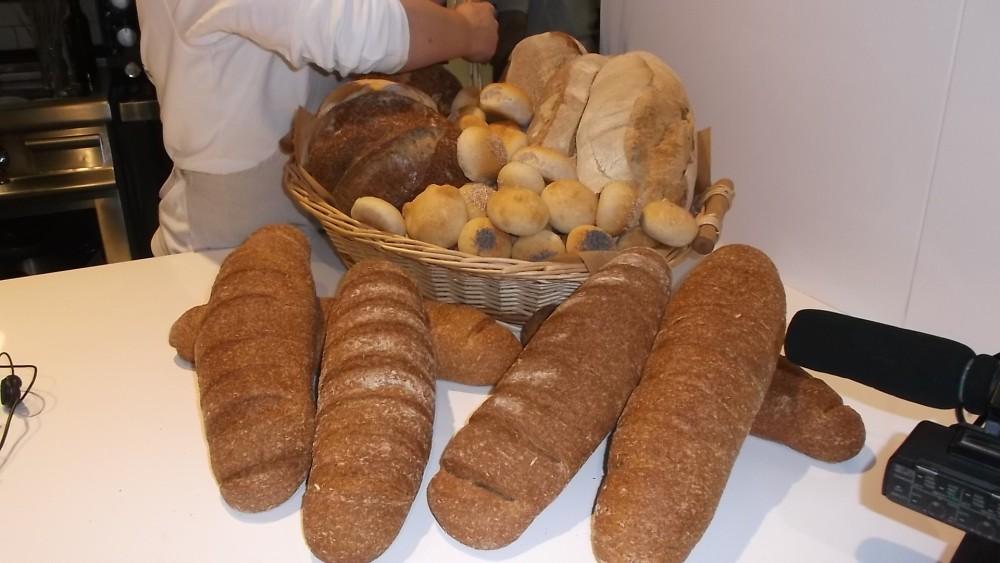 Storie di Pane Varie tipologie di pane