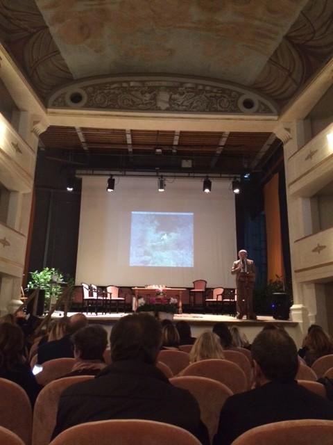 Teatro degli Astrusi a Montalcino