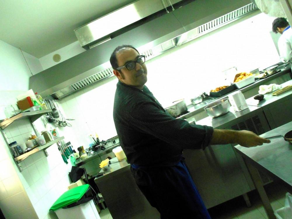 lo chef Raffaele De Risi