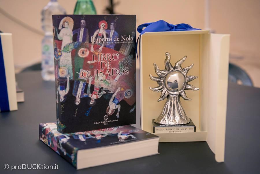 Premio Ruperto libro 2015