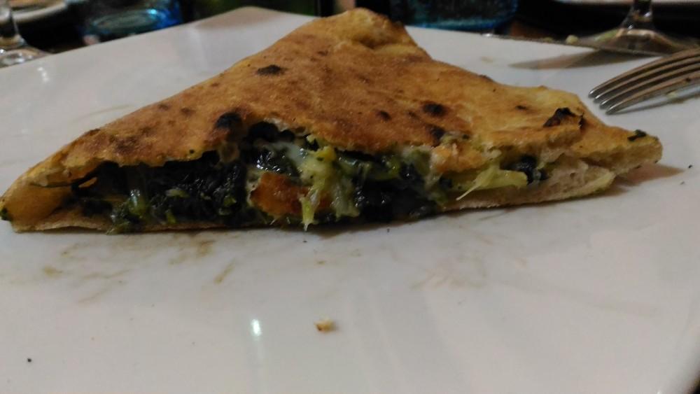 Il Colmo del Pizzaiolo, Calzone maritato