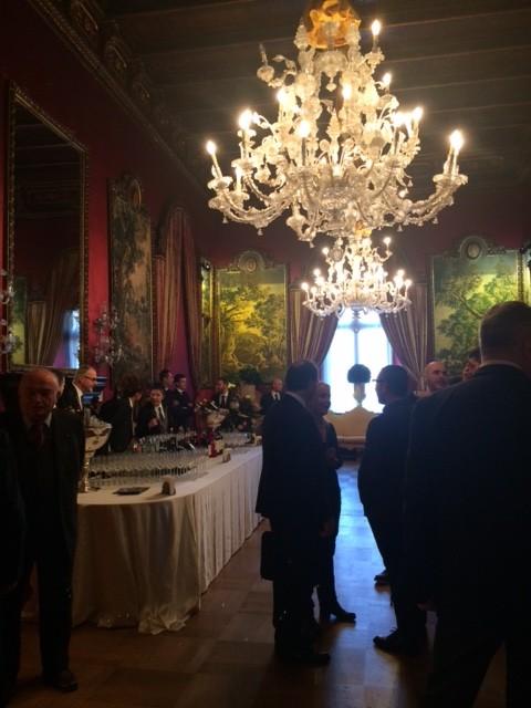 Piemonte a Palazzo Roma Palazzo Brancaccio