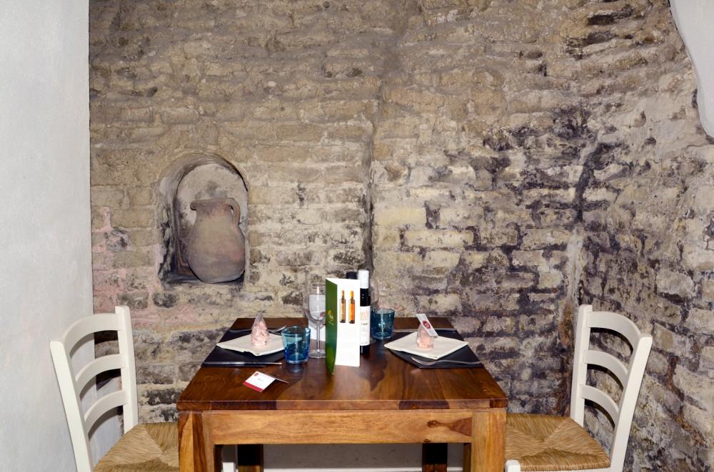Il Colmo del Pizzaiolo, Le mura romane