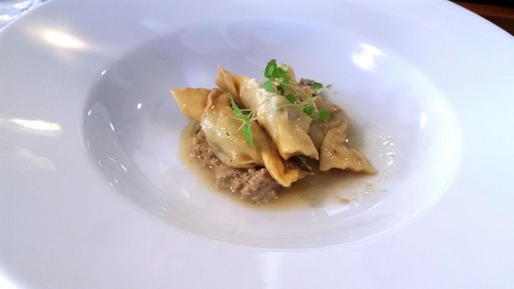 Il piatto di Francesco Maria Bonito