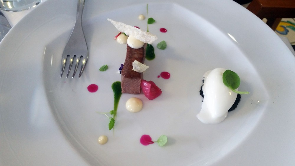 Il piatto di Gabriele Martinelli