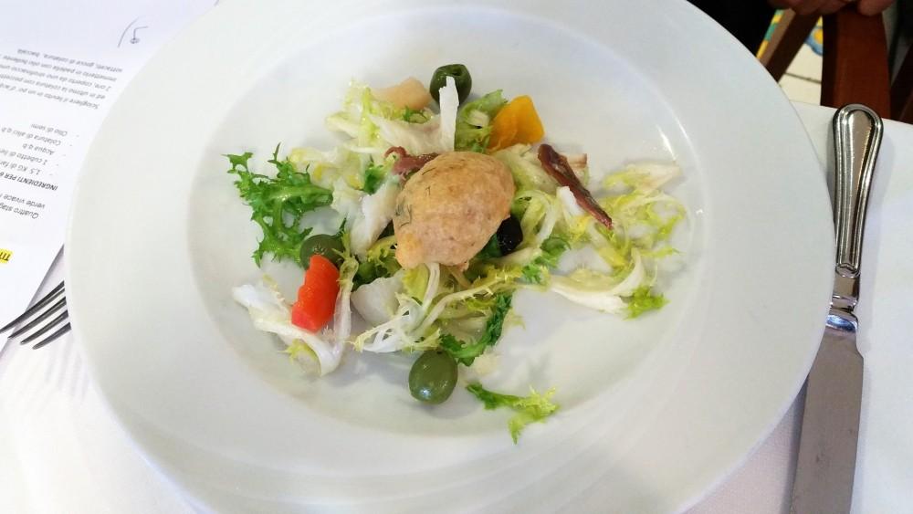 Il piatto di Teresa Bottiglieri