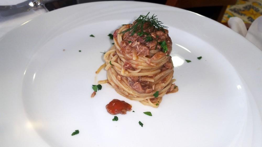 Il piatto di Marilena Martorelli