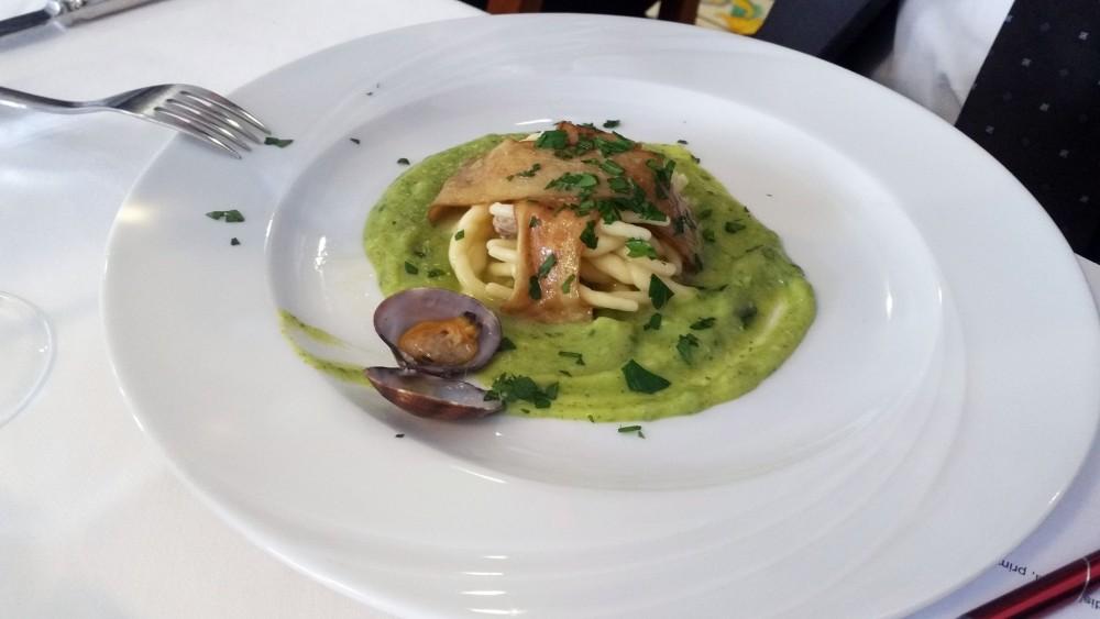 Il piatto di Mario Argentino