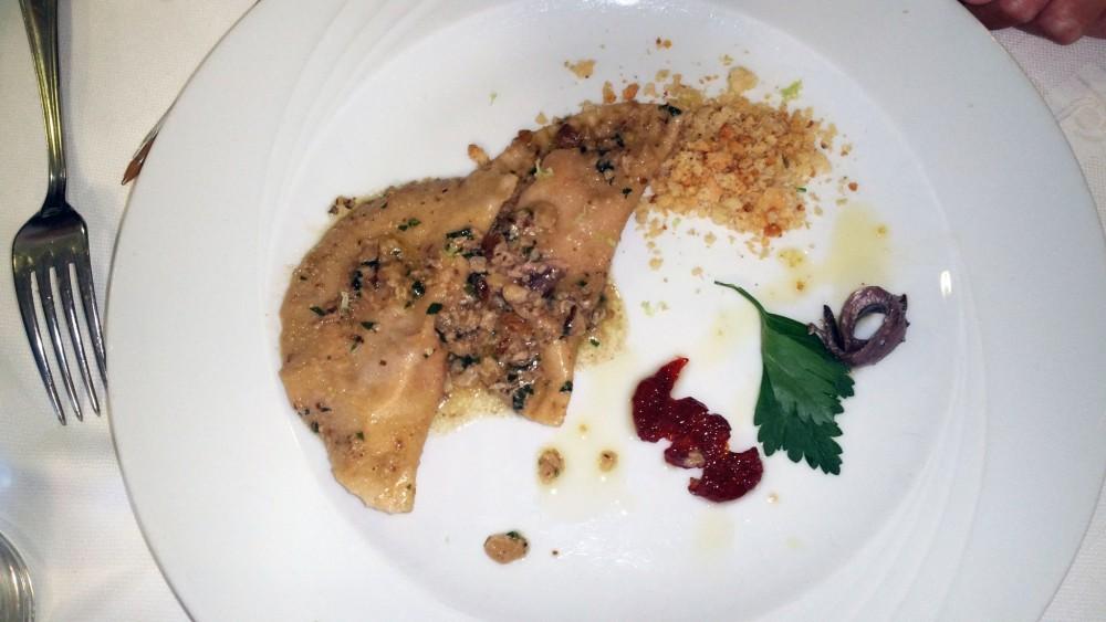 Il piatto di Raffaella Amato