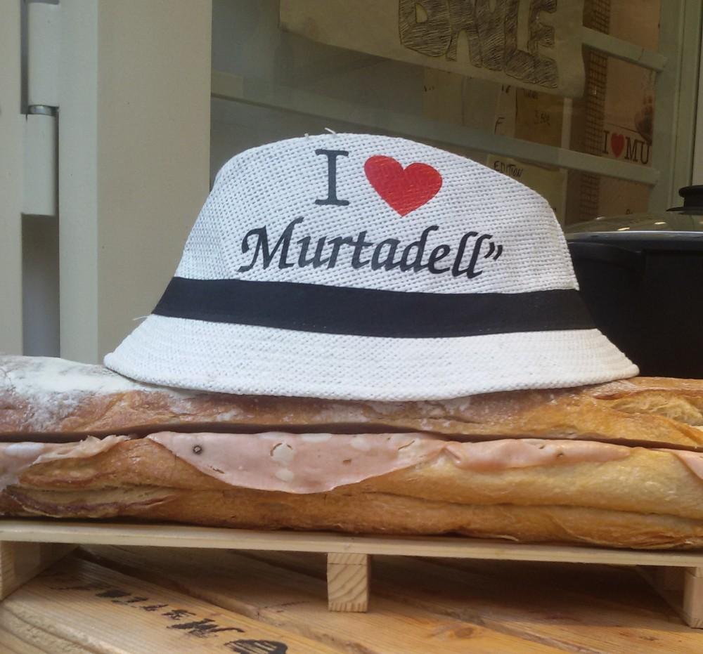 I Love Murtadell, panino
