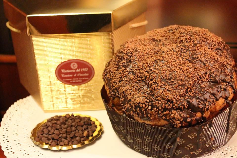Pasticceria Sandro, Panettone al cioccolato