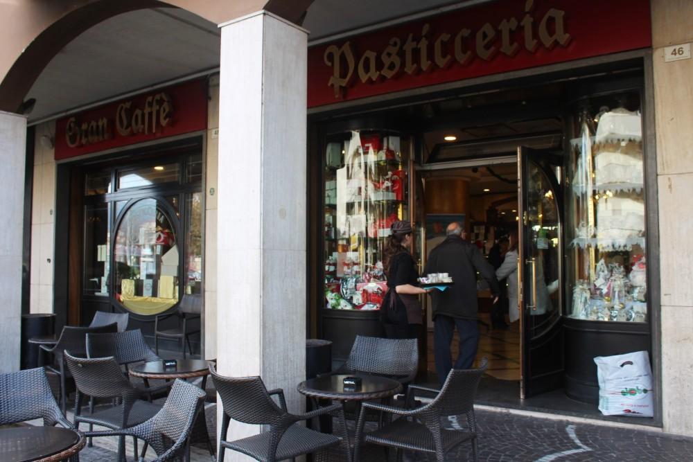 Gran Caffe' pasticceria Cappiello all'esterno