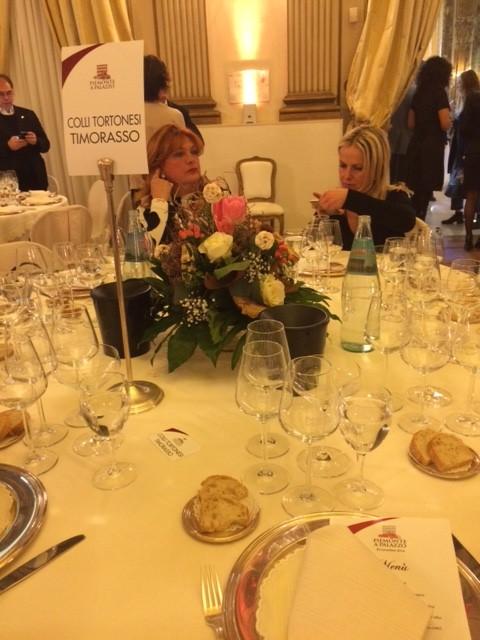 Tutti i Consorzi di Tutela del Vino sono stati presentati durante  Piemonte a Palazzo