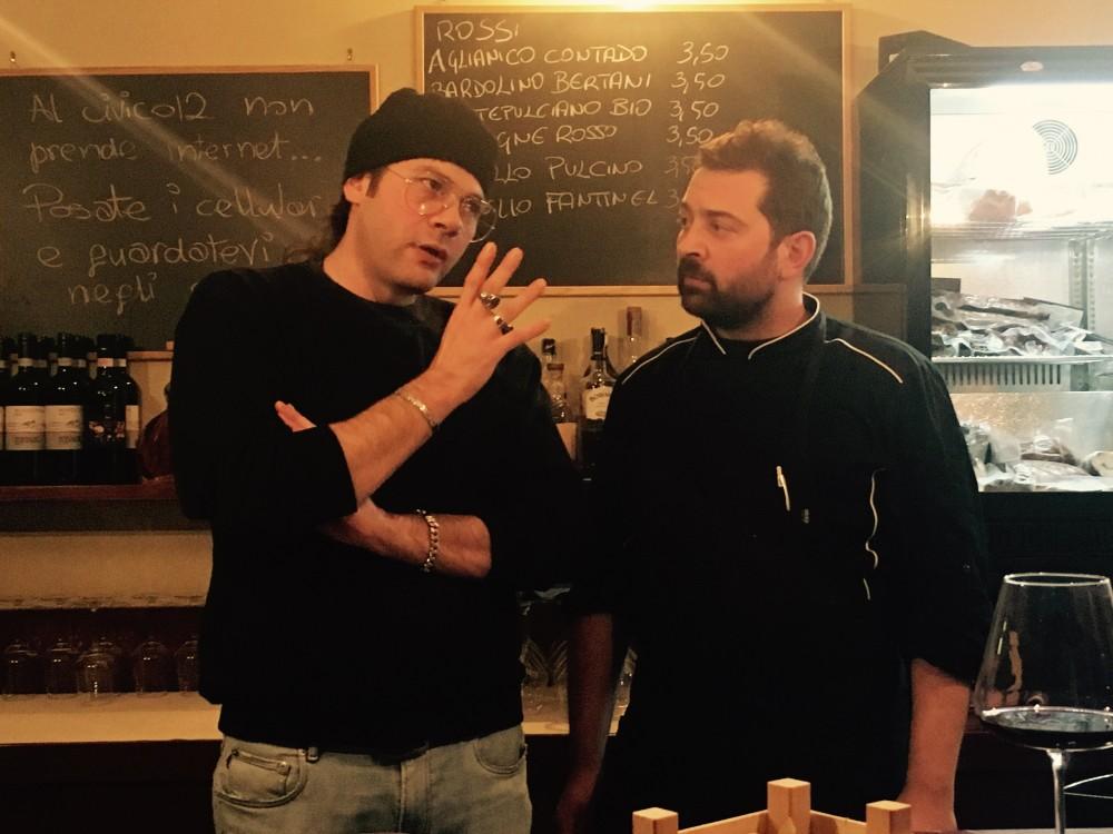 Paolo Amato e Carmine Pacilio